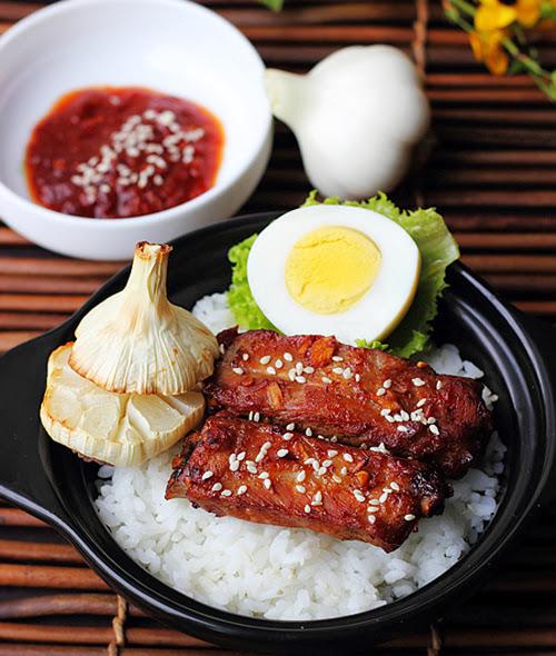 Món ăn ngon- Sườn nướng kiểu Hàn