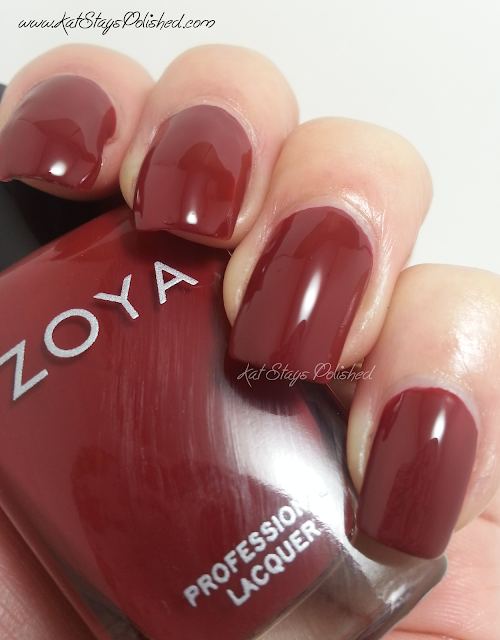 Zoya Fall 2013 - Pepper