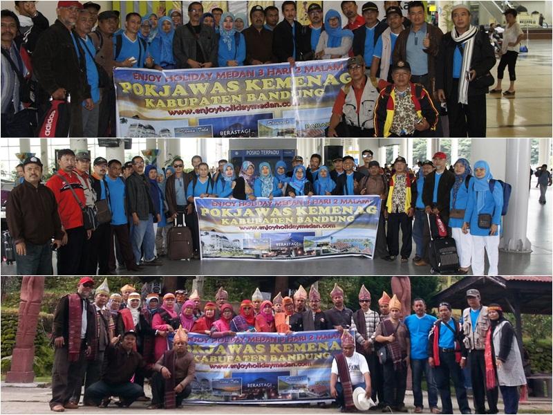 Paket Wisata Danau Toba Bersama Pokawas Bandung
