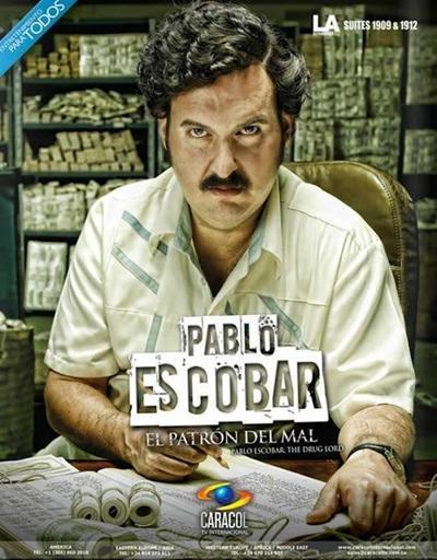 Escobar -El Patron Del Mal ( Recomendado 5 estrellas)