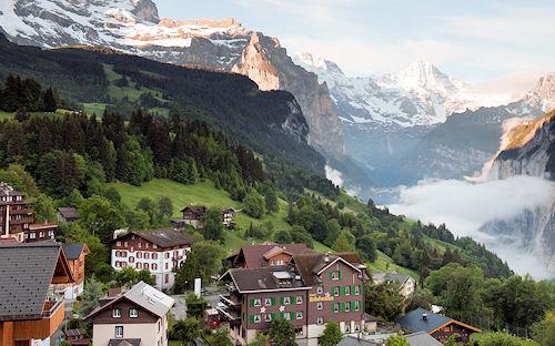 Fotografías de Suiza by John Miranda (21 imágenes)