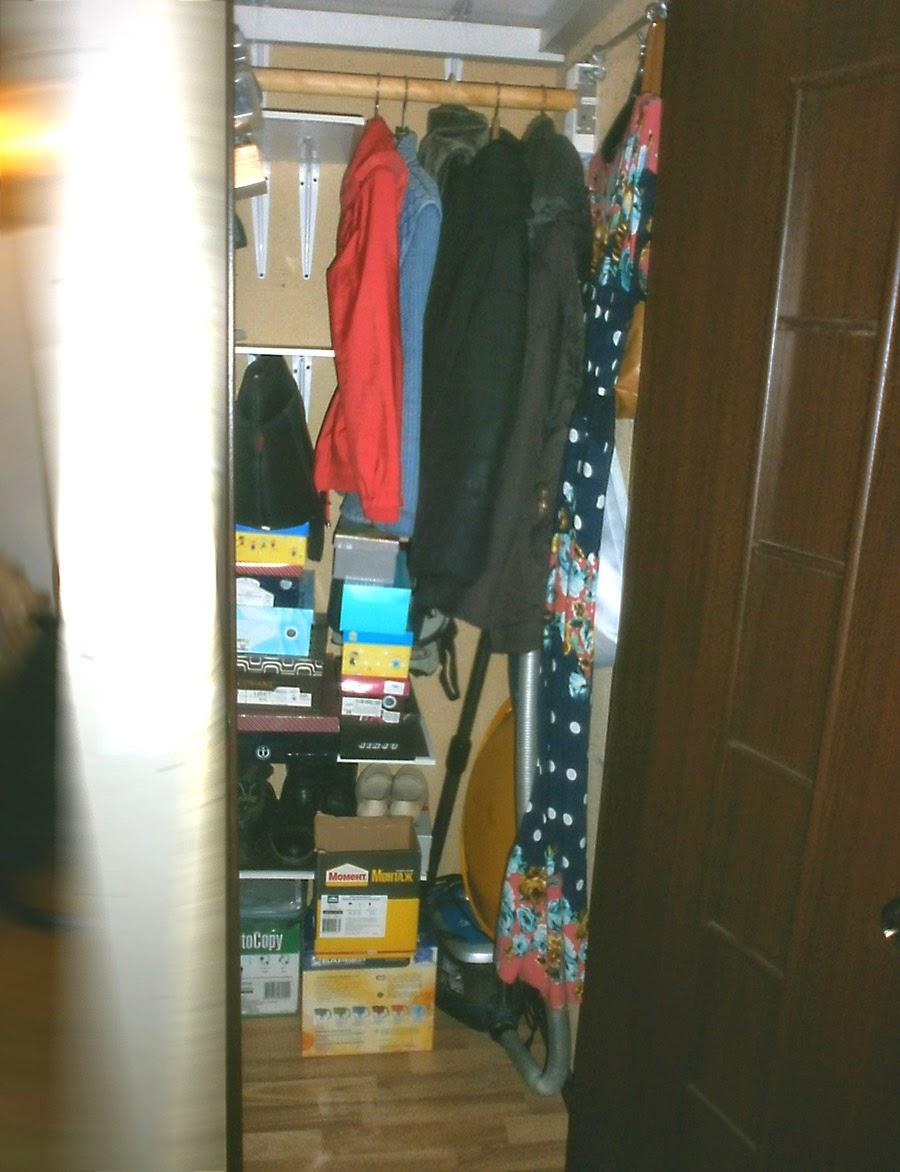 Кладовка в квартире фото