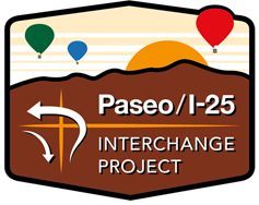 Paseo del Norte /  I-25 Project