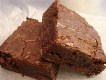 Brownie tradicional sem castanha de caju