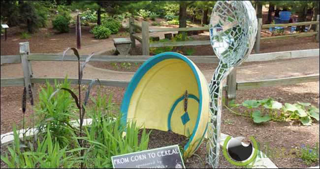 Bookworm Garden, AS