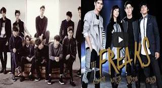 Musik Video The Freaks Feat. Agnez Mo Dituduh Meniru EXO 'MAMA', Aliando, Calvin J, Nikita Willy, dan Rassya Dibully