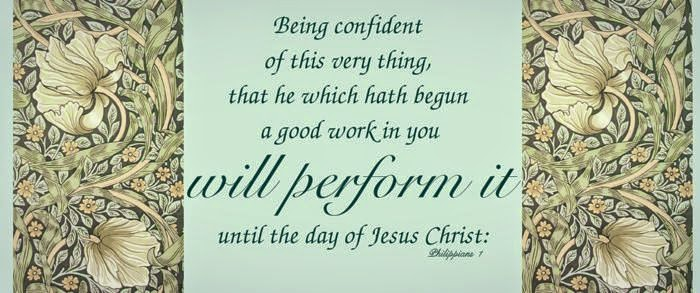 Blessings!