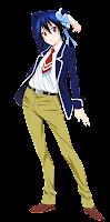 สึกุมิ เซย์ชิโร่ - Tsugumi Seishiro