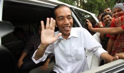 Gambar Ini dia, hadiah valentine warga Jakarta dari Jokowi