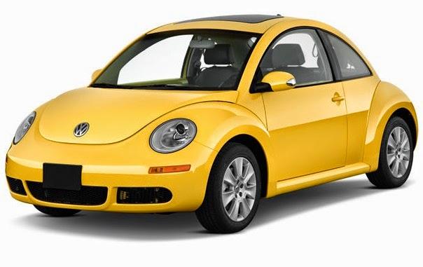 Volkswagen Beetle factory repair manual