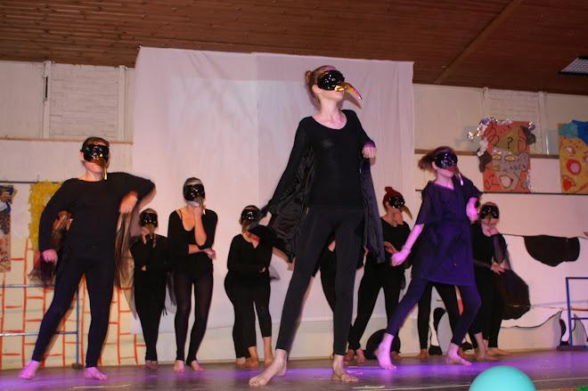 Les corbeaux (danse ados)