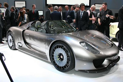 2012 Porsche 918 Spyder 2