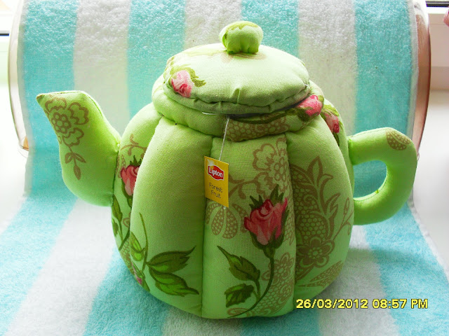 Как сшить чайник мастер класс 35