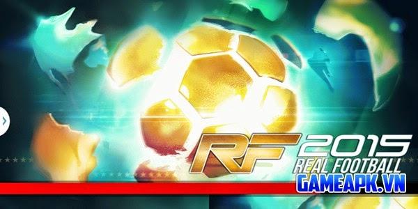Tải Real Football 2015 v1.0.0 APK cho Android