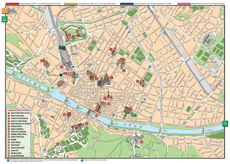 Florencia: la ciudad de los mecenas