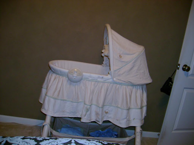 Bassinet For Baby Boy9
