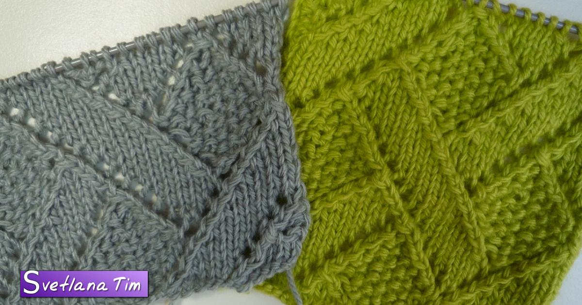 Вязание спицами узоры схемы узор плетенка