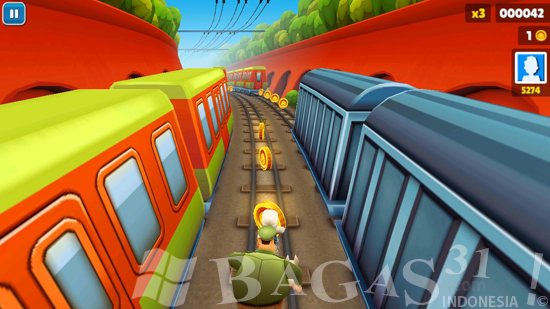 Subway Surfers HD for PC Full Version 2