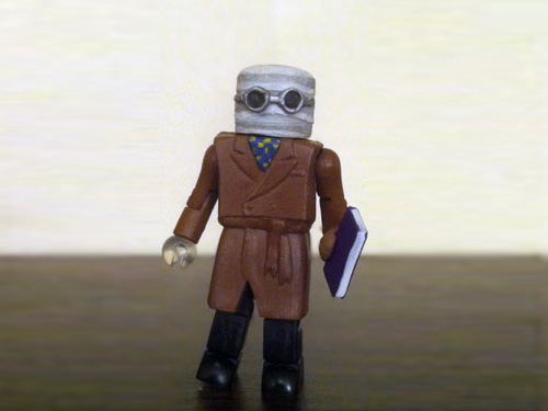 Invisible Man Minimate