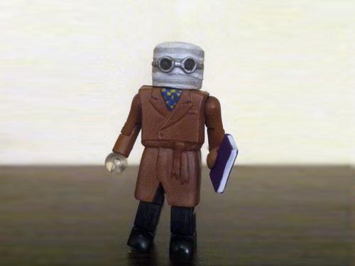 Invisible Man Minimate