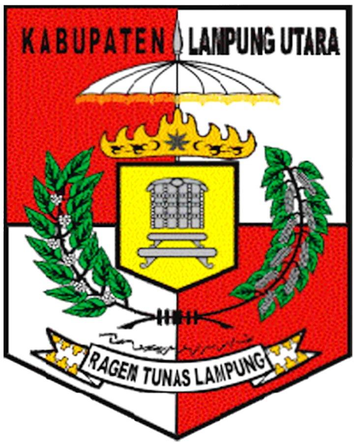 Lambang Kabupaten Lampung Utara