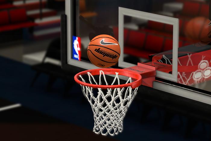 NBA 2K13 Nike Dominate Basketball Patch
