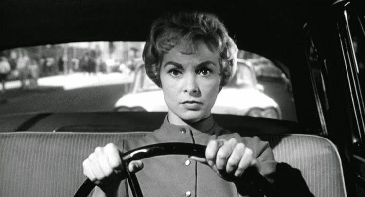 A Vintage Nerd, Vintage Blog, Classic Film Blog, Psycho Review, Old Hollywood Blog
