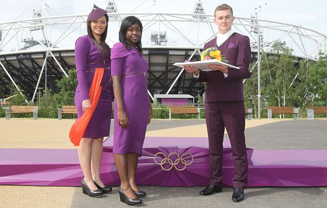 The London 2012 Olympic Games Takes on Star Trek.