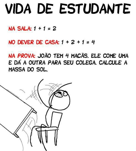 Vida de Estudante!