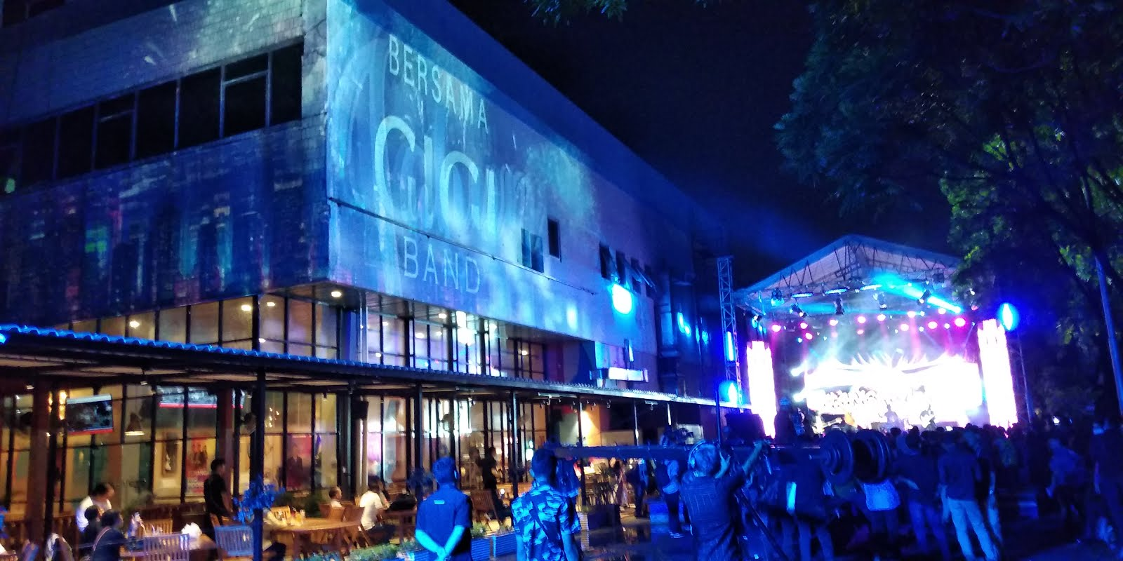 Video Mapping TVRI - Paparons Event