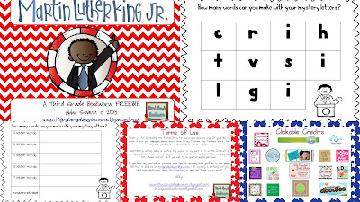 http://thirdgradebookworm.blogspot.com/2013/01/word-work-freebie-for-mlk.html