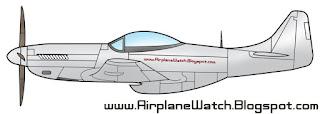 Airplane Mustang