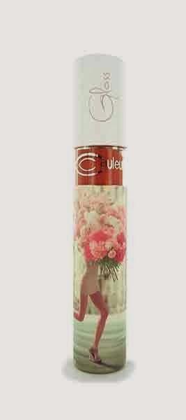 Gloss rojo fuerte