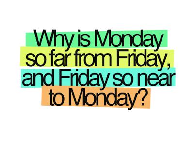 I Hate Mondays Quotes