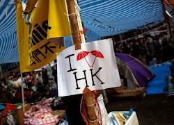 HONGKONG SEEKING IDENTITY