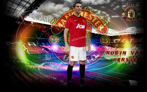 Best Wallpaper van Persie