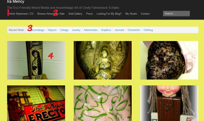 ira mency art gallery