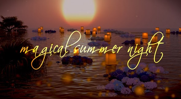VideoHive Photo Gallery on a Magical Summer Night