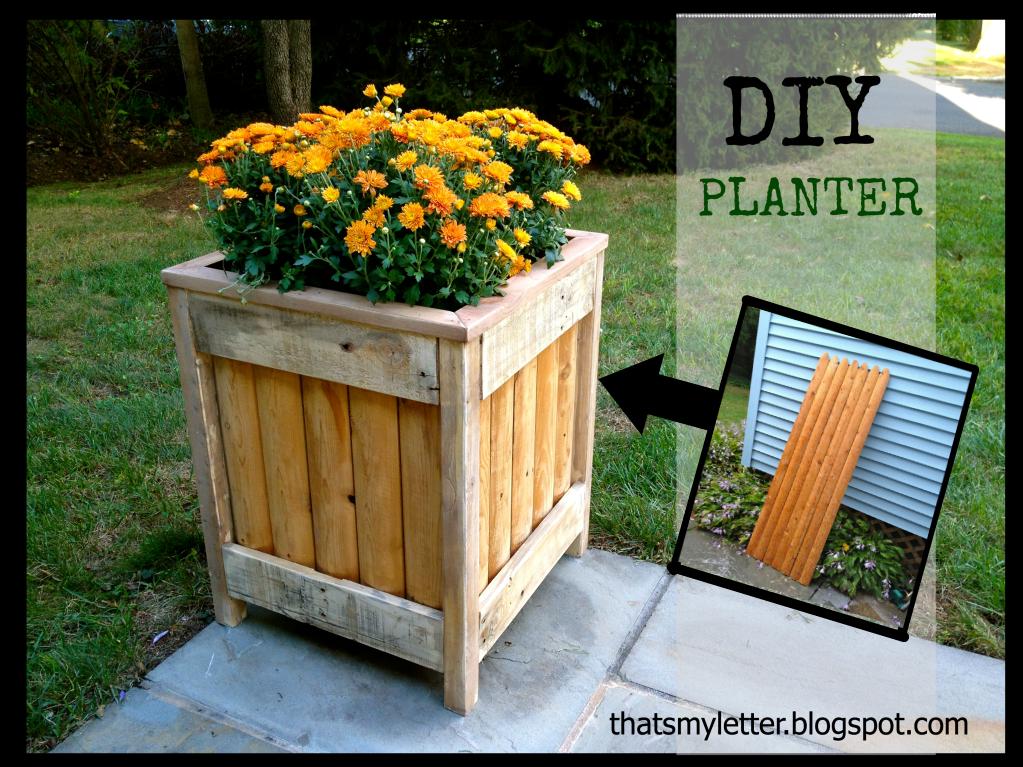 Diy outdoor planter jaime costiglio diy outdoor planter workwithnaturefo