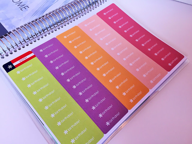 How I Chose My Erin Condren Life Planner