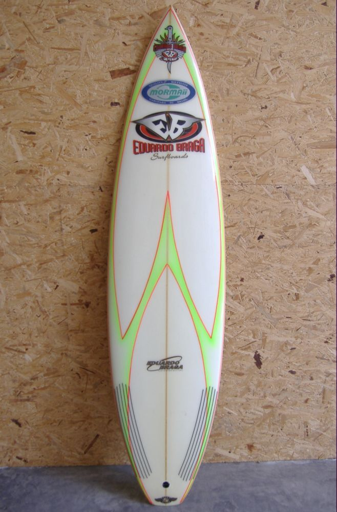 Meteo surf adriatico vendo tavola da surf nuova eduardo braga surfboards 6 39 4 x - Tavola da surf a motore ...