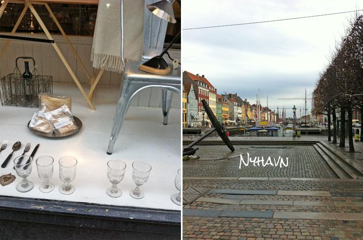 Amalie loves Denmark Shopping in Kopenhagen Nyhavn