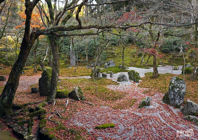 Jardin zen du Kômyozen-ji - Dazaifu, Fukuoka