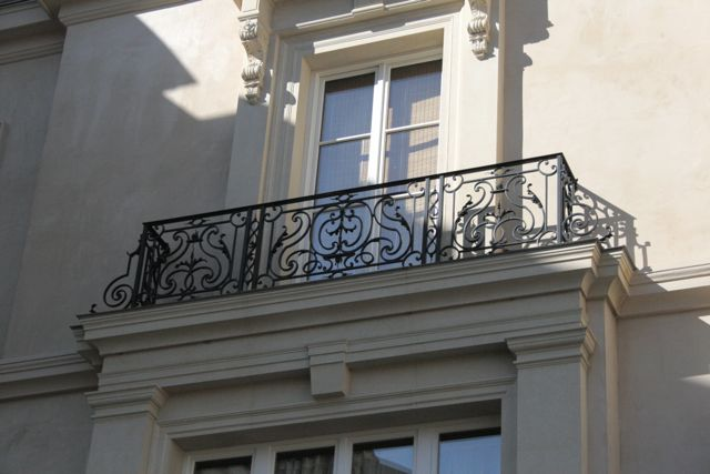 french balcony french style homes pinterest french On balcony french
