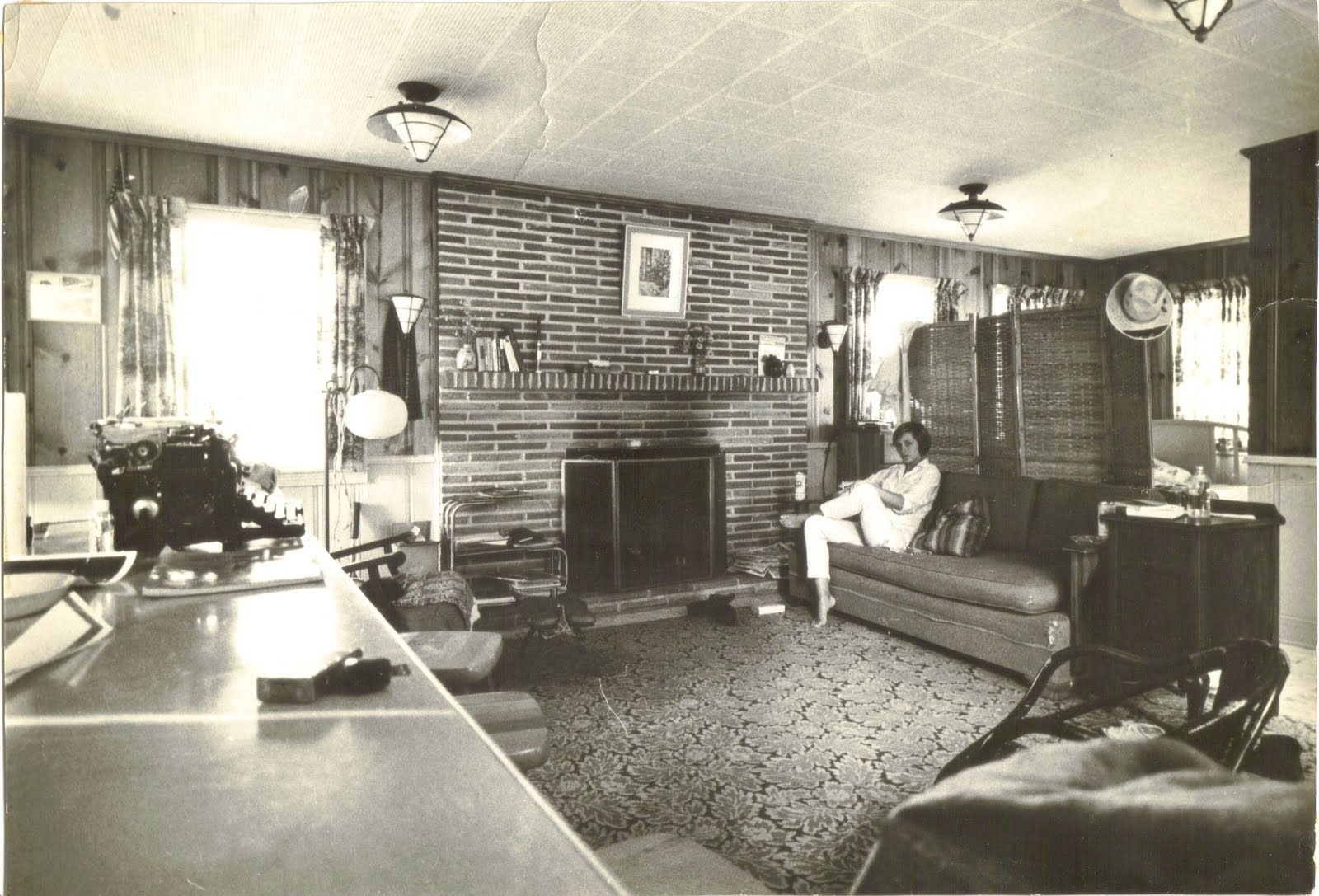 Amazing Cabin On Lake Ferguson Outside Greenville Mississippi 1966 Now Most Likely  Under Water In The Flood Of 2011