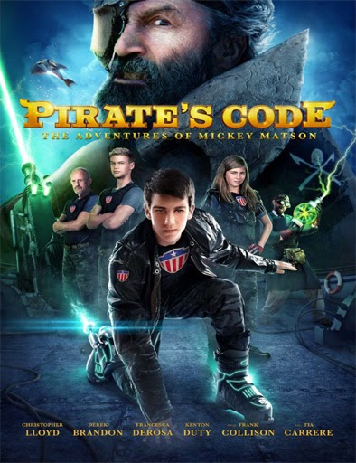 Ver Pirate's Code: The Adventures of Mickey Matson (2014) Online