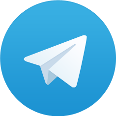 Telegram Messenger icon logo