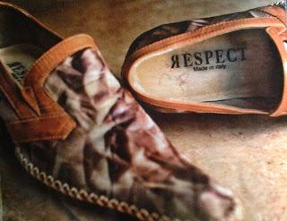 Los zapatos de Gadafi