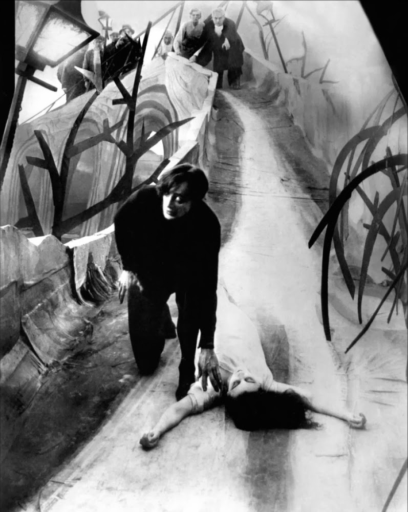 Oddball films german expressions from caligari to klaus nomi thur mar 6th 8pm - The cabinet of dr caligari ...