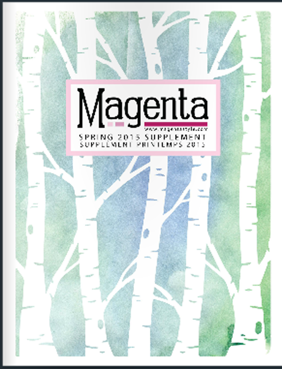 Magenta Spring 2015 Collection